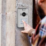 Smartwares DIC-22222 Video intercom systeem voor 2 appartementen buitenunit muur