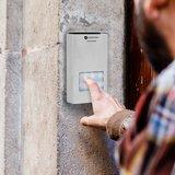 Smartwares DIC-21142 intercom voor 4 appartementen beldrukker knop