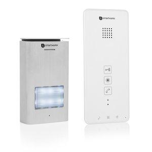 Smartwares DIC-21112 intercom voor 1 appartement voorkant