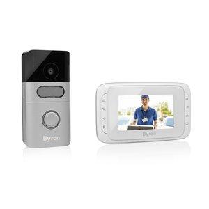 Byron DIC-22815 Draadloze video deurbel